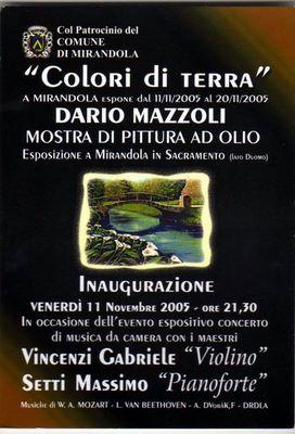 Mirandola 2005